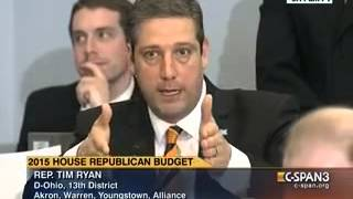 Download Congressman Tim Ryan Speaks Out Against the House Republican Budget Video
