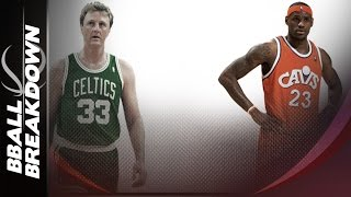 Download Was Larry Bird Better Than LeBron James? Video