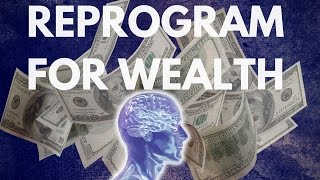 Download Reprogram Your Mind For Wealth! 200+ Prosperity Affirmations (*Play While Sleeping) Video