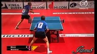 Download 2005 IHI Cup (ms-qf) MAZE Michael - WALDNER Jan-Ove [Full Match|Short Form/Slow Motions&Music] Video