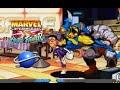 Download Marvel Super Heroes Vs. Street Fighter playthrough (SEGA Saturn) Video