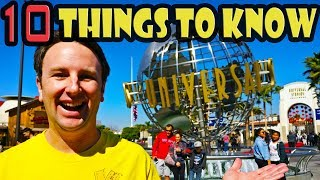 Download Universal Studios Hollywood Tips: 10 Things to Know Before You Go Video