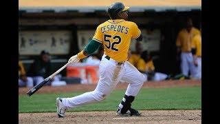 Download Yoenis Cespedes   Oakland Athletics Highlights Video