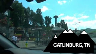 Download Driving The Strip (Parkway) in Gatlinburg Tennessee with The Legend Video