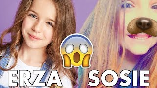 Download LE SOSIE D'ERZA? - Kids united vibes Video
