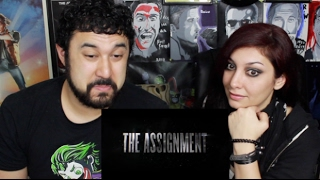 Download THE ASSIGNMENT Official TRAILER REACTION & REVIEW!!! Video