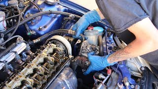 Download Honda Del Sol Waterpump Replacement Video