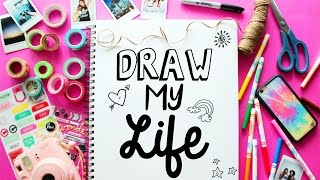 Download DRAW MY LIFE | LaurDIY Video