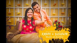 Download Best | Haldi and Mehendi Ceremony | Krupa and Yashwin | Wedding 2018 | Rituals | NEW Video