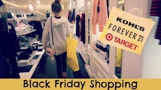 Download Black Friday Shopping 2016 at Target, Kohls, Forever21 Video