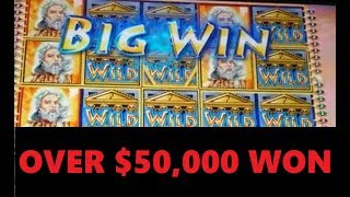 Download MY TOP 10 SLOT MACHINE JACKPOTS / HAND PAYS - OVER $50,000 in BIG CASINO High Limit WINS! Video