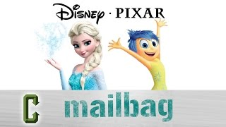 Download What's The Difference Between Disney and Pixar? - Collider Mail Bag Video