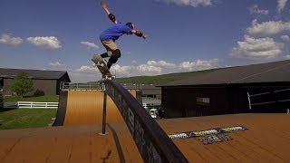 Download Jagger Eaton - PreCamp Practice for X-Games - Woodward, PA Video