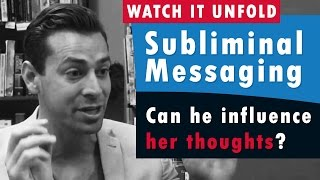 Download Mentalism | Mentalist controls the mind of an unsuspecting women Video