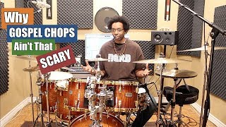 Download The SECRETS Behind GOSPEL CHOPS - And How To Play 'Em! Video