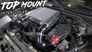 Download Supercharging the Rally Miata Pt. 3 - Custom Top Mount Intercooler! Video