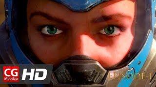 Download CGI Animated Short Film: ″Farrah Rogue - Awakening″ - Ep1 by James Guard Studios | CGMeetup Video