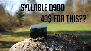 Download Syllable D900 mini (Airpods killer?) - 4K! Video