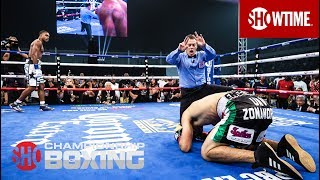 Download Errol Spence Jr. Knocks Out Carlos Ocampo in Round 1 | SHOWTIME CHAMPIONSHIP BOXING Video