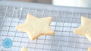 Download Classic Sugar Cookie Recipe - Martha Stewart Video