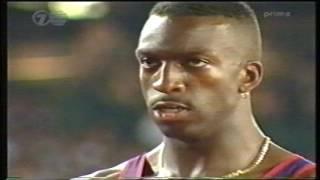 Download Michael Johnson Atlanta 1996 Gold 400m/200m Video