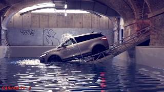 Download 2020 Range Rover Evoque Off Road Swimming Pool Wading Full Specs Review CARJAM New Range Rover 2019 Video