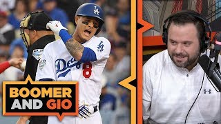 Download Manny Machado WON'T take White Sox deal | Boomer & Gio Video