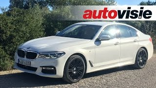 Download Review BMW 5 Serie G30 (2017) - by Autovisie TV Video