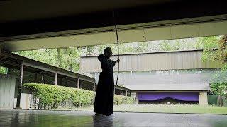 Download KYUDO - Mariko Satake/Interview - IS JAPAN COOL? DOU(弓道 - 佐竹 万里子) Video