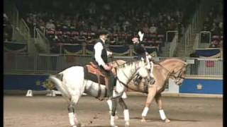 Download ″Dressage Meets Cowboy″ 2009 Royal Agricultural Winter Fair Video