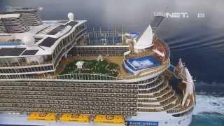 Download NET17 - Kapal pesiar terbesar di dunia dijuluki Kota Terapung Video
