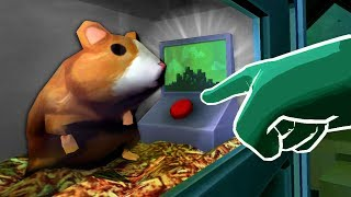 Download THE SECRET HAMSTER BUTTON - Please, Don't Touch Anything 3D (VR) Video