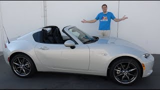 Download Here's Why the 2019 Mazda MX-5 Miata Is the Best Miata Yet Video