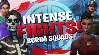 Download INTENSE Final Scrim Fights! Squad Win Ft. TSM Kaysid, E11 General & Vicaros (Fortnite BR Full Match) Video