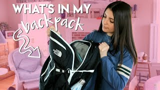 Download what's in my backpack 2018 // senior year of high school Video