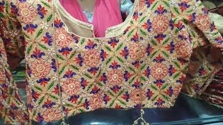 Download Latest Readymade Blouse Collection With Price৷৷ Video