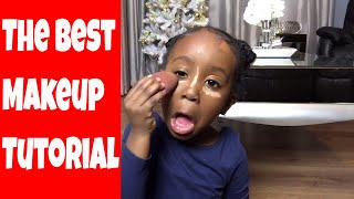 Download 4 year old makeup tutorial (obviously just for fun ) Video