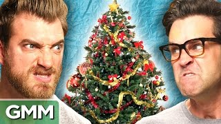 Download Tree Decorating Face Off Video