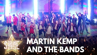 Download Martin Kemp & the final five bands perform - Let It Shine - BBC One Video