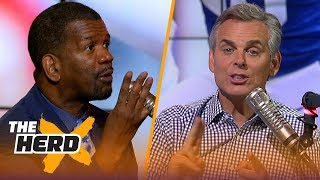 Download Rob Parker on why Giants will regret passing on QB, Patrick Mahomes' debut and more | NFL | THE HERD Video