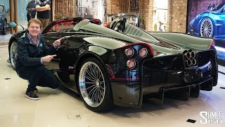 Download Is the Pagani Huayra Roadster the Best Car in Melbourne? Video