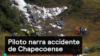Download Denise Maerker 10 en punto - Chapecoense: Piloto narra accidente de Chapecoense Video