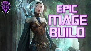 Download Dragon Age Inquisition | Best (Rift) Mage Skill Build! Video