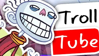 FIVE NIGHTS AT FREDDYS LEVEL! || Troll Face Quest Video Games (FNAF