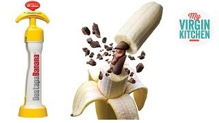 Download KITCHEN GADGET TESTING - BANANA CORER Video