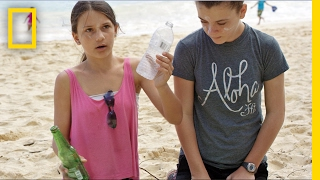 Download Kids Take Action Against Ocean Plastic | Short Film Showcase Video