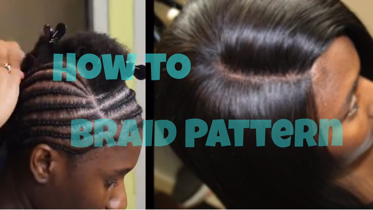 Stream braid pattern tutorial for a lace closure sew in how to braid pattern tutorial for a lace closure sew in how to jeuxipadfo Gallery
