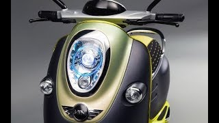 Download THE NEW BMW MINI SCOOTER 2018 Video