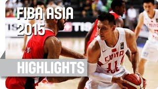 Download China v Jordan - Group C - Game Highlights - 2015 FIBA Asia Championship Video