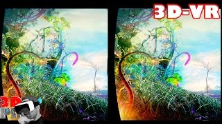 Download 3D Extreme Magic World Compilation | 3D Side by Side SBS VR Active Passive Video